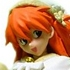 HGIF Evangelion File 03 Yoshiyuki Sadamoto Collection: Soryu Asuka Langley White Santa Ver.