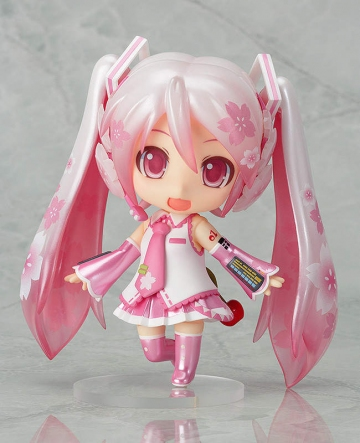 main photo of Nendoroid Sakura Miku