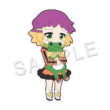 main photo of Pic-Lil! Aquarion Evol Trading Strap: Thrul Yunoha