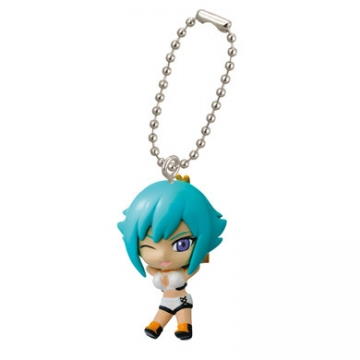 main photo of Aquarion Evol Swing Keychain: Zessica Wong