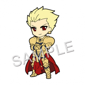 main photo of Pic-Lil! Carnival Phantasm Trading Strap: Gilgamesh