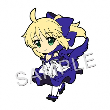 main photo of Pic-Lil! Carnival Phantasm Trading Strap: Saber