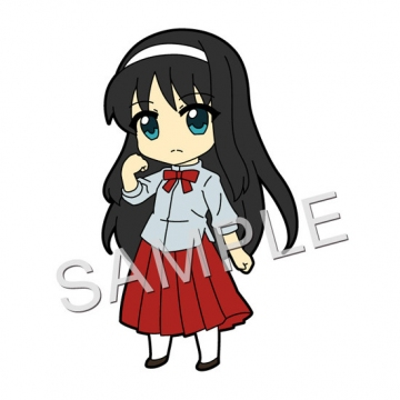 main photo of Pic-Lil! Carnival Phantasm Trading Strap: Tohno Akiha