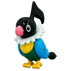 main photo of Pokemon Monster Collection: Chatot