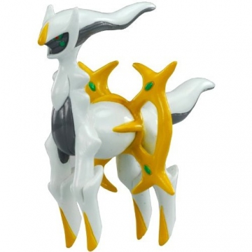 main photo of Pokemon Monster Collection: Arceus