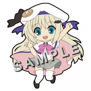 main photo of Pic-Lil! Key Heroine Collection Trading Strap: Noumi Kudryavka