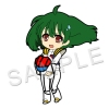 photo of Pic-Lil! Macross 30th Anniversary Trading Strap: Ranka Lee