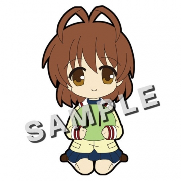 main photo of Pic-Lil! Key Heroine Collection Trading Strap: Furukawa Nagisa