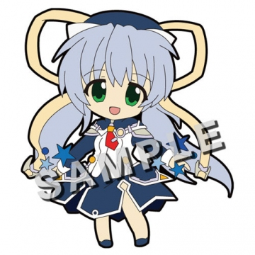 main photo of Pic-Lil! Key Heroine Collection Trading Strap: Hoshino Yumemi
