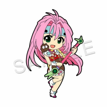 main photo of Pic-Lil! Macross 30th Anniversary Trading Strap: Mylene Jenius
