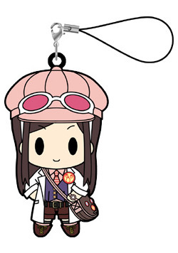 main photo of Gyakuten Saiban / Gyakuten Kenji Rubber Strap vol.2: Houdzuki Akane