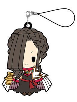 main photo of Gyakuten Saiban / Gyakuten Kenji Rubber Strap vol.2: Mikagami Hakari