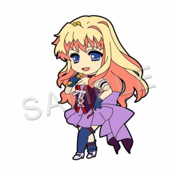 main photo of Pic-Lil! Macross 30th Anniversary Trading Strap: Sheryl Nome