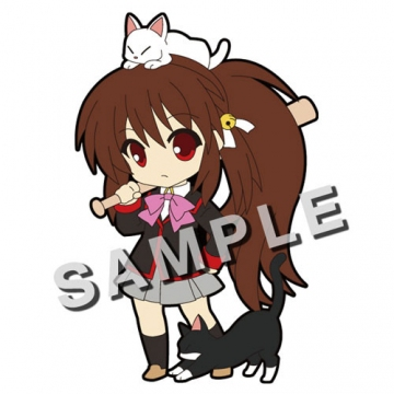 main photo of Pic-Lil! Key Heroine Collection Trading Strap: Natsume Rin