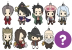 photo of Gyakuten Saiban / Gyakuten Kenji Rubber Strap vol.2: Mitsurugi Reiji