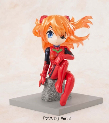 main photo of C-style Petite Eva New Theatrical Edition: Asuka Langley Ver.3