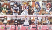 photo of Maidcafe collection East and West Ver.: White stocking Ver.