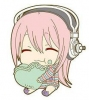 photo of SoniComi Rubber Strap: Sonico Heart Ver.