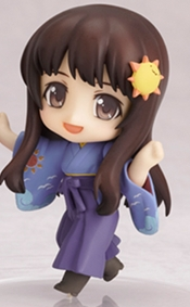 main photo of Nendoroid Petit Set ClariS Naisho no Hanashi ver.: Alice