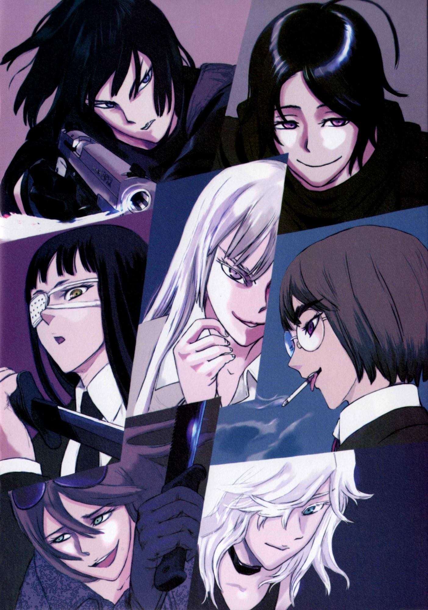 Jormungand Anime