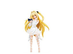 main photo of Ichiban Kuji Premium To-LOVE-Ru: Konjiki no Yami Special Color ver.