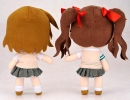 photo of Nendoroid Plus Plushie Series 47: Kuroko Shirai