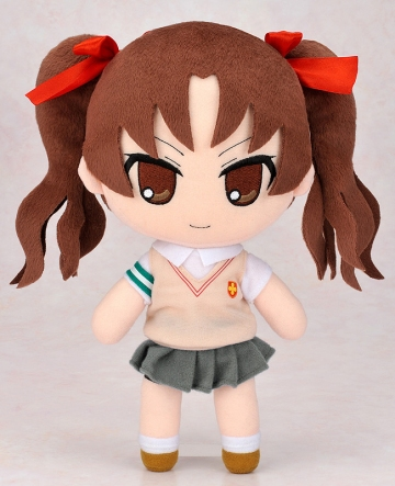 main photo of Nendoroid Plus Plushie Series 47: Kuroko Shirai