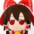 Touhou Project Plush Series EX1: Hakurei Reimu