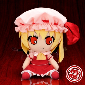 main photo of Nendoroid Plus Plushie Series 31: Flandre Scarlet