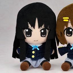 main photo of Plush Strap Series: Akiyama Mio