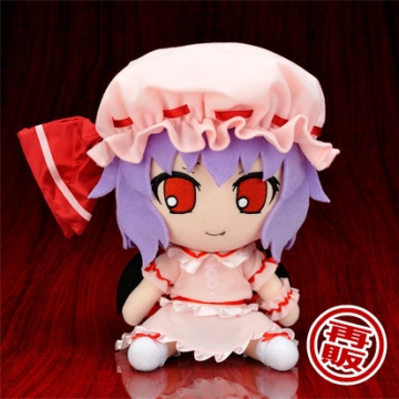 main photo of Nendoroid Plus Plushie Series 30: Remilia Scarlet