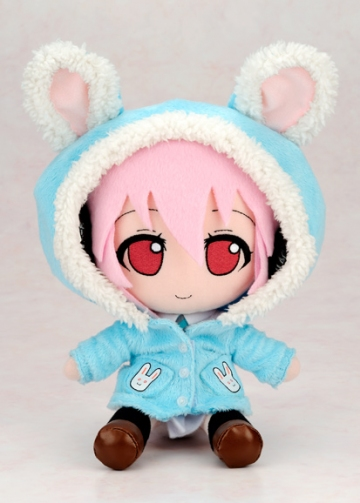 main photo of Nitroplus Plushie Series 03: Super Sonico-chan Ver. 3 Special Color Edition