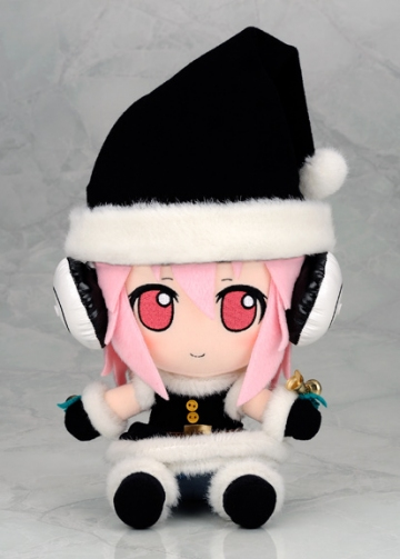 main photo of Nitroplus Plushie Series 05: Super Sonico-chan Ver. 4 Limited Color Edition