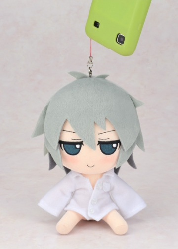 main photo of Plush Strap Series: Akira White Shirt Ver.