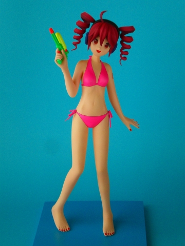 main photo of Kasane Teto Swimsuit ver.