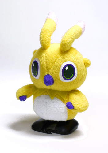 main photo of Walking Rappy Plushie