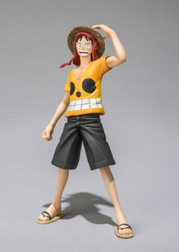 "main photo of Chozokei Damashii Movie ""ONE PIECE FILM Z"": Luffy"