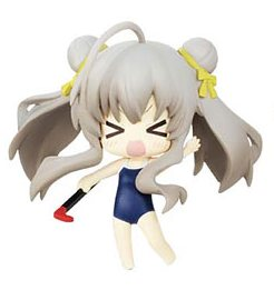 main photo of Nano-Colle Series Haiyore! Nyaruko-san: Nyaruko Swimsuit Ver.