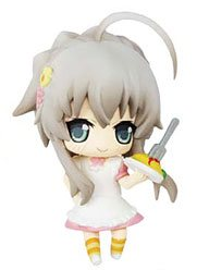 main photo of Nano-Colle Series Haiyore! Nyaruko-san: Nyaruko Cute Ver.