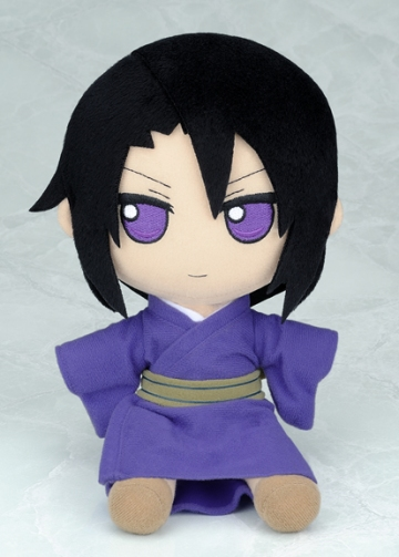 main photo of Hakuouki Plushie Series 11: Hijikata Toshizo Plain Clothes Ver.