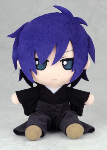 main photo of Hakuouki Plushie Series 13: Saitou Hajime Plain Clothes Ver.