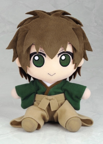 main photo of Hakuouki Plushie Series 14: Toudou Heisuke Plain Clothes Ver.