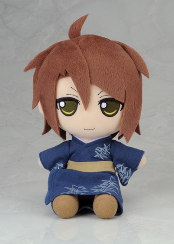 main photo of Hakuouki Plushie Series 15: Harada Sanosuke Plain Clothes Ver.