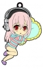 photo of Pic Lil! Nitroplus Heroine Trading Strap: Sonico