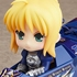 Nendoroid Petite x Mini 4WD: Saber drives Super Saber Special