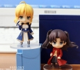 photo of Nendoroid Petite: TYPE-MOON COLLECTION: Rin Tohsaka coat ver.