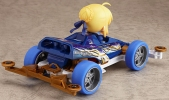 photo of Nendoroid Petite x Mini 4WD: Saber drives Super Saber Special