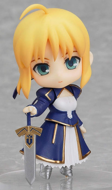 main photo of Nendoroid Petite: TYPE-MOON COLLECTION: Saber dress ver.