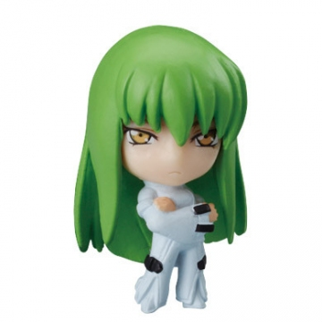 main photo of Code Geass Series Swing: C.C.