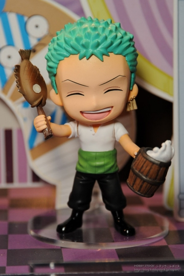 main photo of Chibi-Arts: Roronoa Zoro